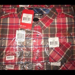 Men's The NorthFace Size XL NEW Shirt